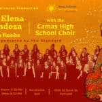 Image for Postponed: Luz Elena Mendoza of Y La Bamba with the Camas High School Choir, Sponsored by The Standard